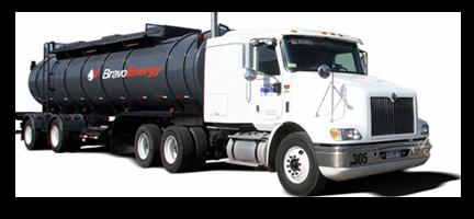 camión Bravo energy