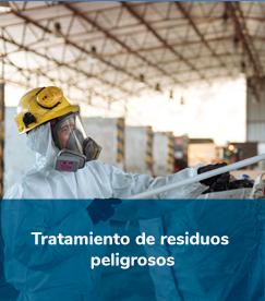 Bravo energy residuos peligrosos